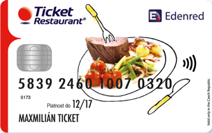 Ticket Restarurant